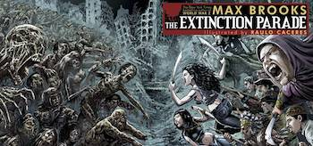 The Extinction Parade Cover