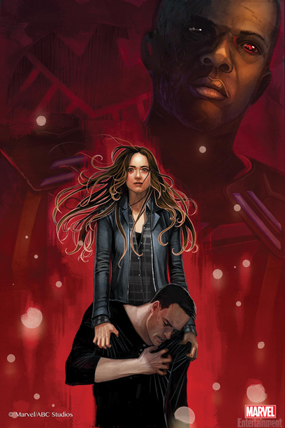 Agents of S.H.I.E.L.D. The Art of Level Seven Stephanie Hans