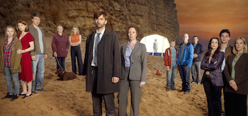 David Tennant Olivia Colman Broadchurch