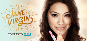 Jane the Virgin TV Show Poster