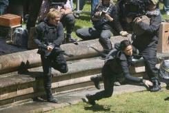 Jennifer Lawrence Josh Hutcherson The Hunger Games Mockingjay