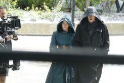 Jennifer Lawrence Liam Hemsworth The Hunger Games Mockingjay Part 2