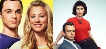 The Big Bang Theory Masters of Sex