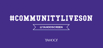 Coummunity Lives Yahoo