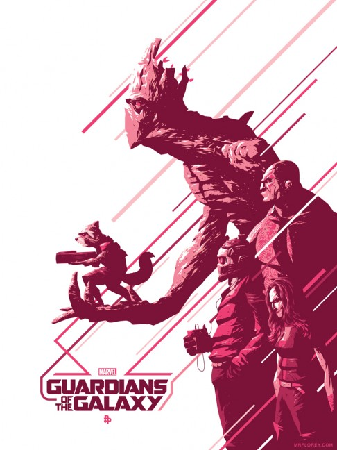 Guardians of the Galaxy Mr Florey
