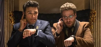 Seth Gordon James Franco The Interview