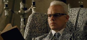 Matt Damon The Zero Theorem