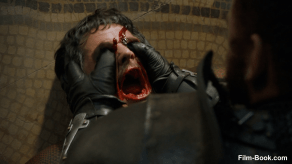Pedro Pascal Eye Gouge Game of Thrones The Mountain and the Viper