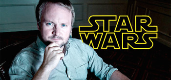 Rian Johnson Star Wars Logo