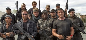 The Expandables 2 Cast