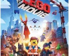 The Lego Movie Blu-ray
