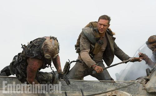Tom Hardy Mad Max Fury Road