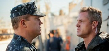 Adam Baldwin Eric Dane The Last Ship Welcome To Gitmo