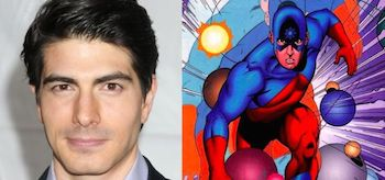 Brandon Routh Atom