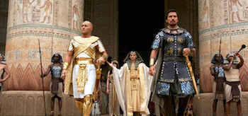 Christian Bale Joel Edgerton Exodus Gods and Kings