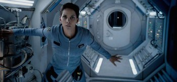 Halle Berry Extant Re-Entry