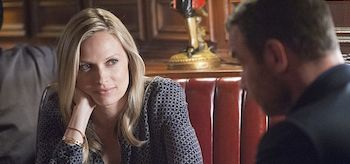 Liev Schreiber Vinessa Shaw Ray Donovan Gem and Loan