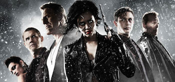 Sin City A Dame to Kill For Final Movie Poster