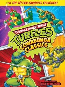 Teenage Mutant Ninja Turtles Cowabunga Classics