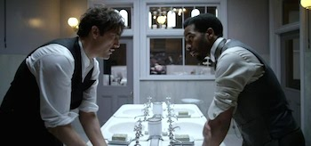 Clive Owen Andre Holland The Knick