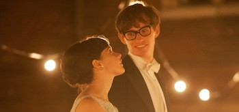 Felicity Jones Eddie Redmayne The Theory of Everything