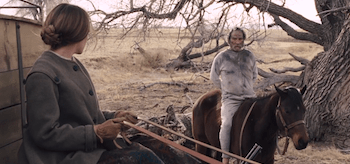 Hilary Swank Tommy Lee Jones The Homesman