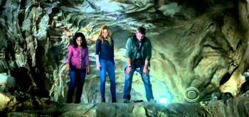 Karla Crome Rachelle LeFevre Mike Vogel Under the Dome Going Home