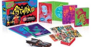 Batman: The Complete Television Series set