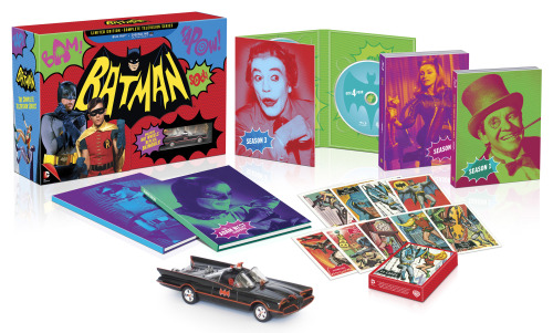 Batman: The Complete Television Series set