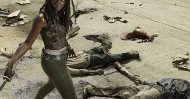 Danai Gurira The Walking Dead No Sanctuary