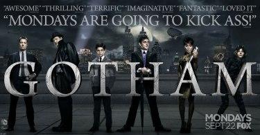 Gotham TV show poster 2