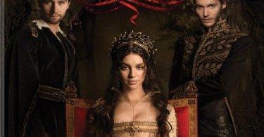 Reign Season 1 DVD