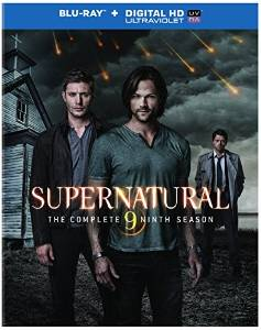 Supernatural Season 9 Bluray