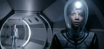 Tess Ferrer Halle Berry Extant Ascension