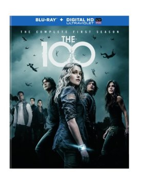 The 100 Season 1 Bluray