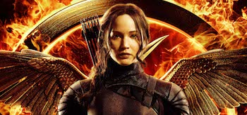 The Hunger Games Mockingjay Part 1 Katniss Everdeen Final Movie Poster