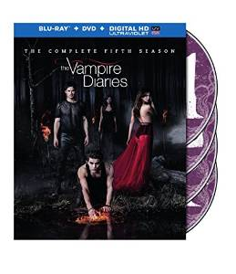 The Vampire Diaries Season 5 Bluray