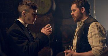 Tom Hardy Cillian Murphy Peaky Blinders Season 2