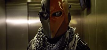 Bob Dysinger Nightwing The Series Deathstroke