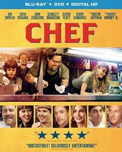Chef Bluray