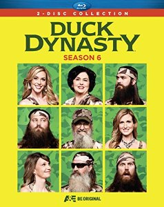 Duck Dynasty Season 6 Bluray