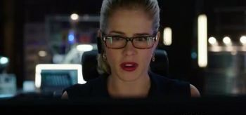 Emily Bett Rickards Arrow The Secret Origin of Felicity Smoak