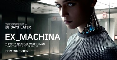 Ex Machine movie poster