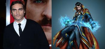 Joaquin Phoenix Doctor Strange