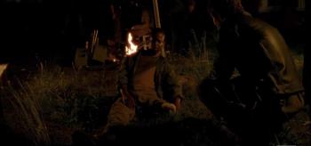 Lawrence Gilliard Jr Andrew J West The Walking Dead Strangers