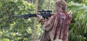 Melissa McBride The Walking Dead No Sanctuary