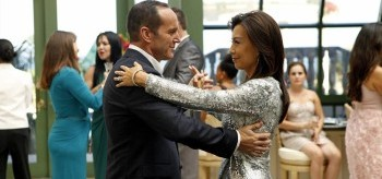 Clark Gregg Ming-Na Wen Agents of S.H.I.E.L.D I Will Face My Enemies