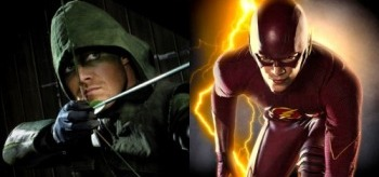 Stephen Amell Grant Gustin Arrow The Flash