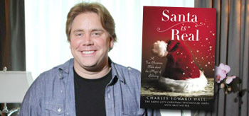Stephen Chbosky Santa is Real Book