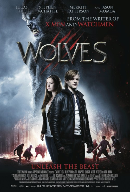 Wolves movie poster